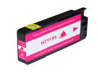 Bild fuer den Artikel IC-HPE711mg: Alternativ Tinte HP No. 711 CZ131A in magenta