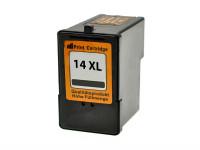 Alternativ-Tinte für Lexmark No. 14 / 18C2090E schwarz