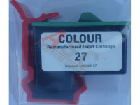 Alternativ-Tinte fuer Lexmark 010N0227E  No. 27 tricolor