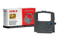Original Nylonband schwarz OKI 01126301 schwarz