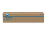 Original Toner schwarz Konica Minolta 02XF/TN-710 schwarz