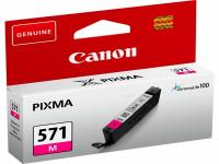 Original Tintenpatrone magenta Canon 0387C001/571 M magenta