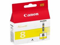 Original Tintenpatrone gelb Canon 0623B001/CLI-8 Y gelb