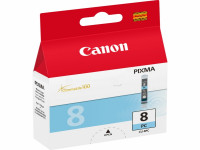 Original Tintenpatrone cyan hell Canon 0624B001/CLI-8 PC photocyan
