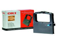 Original Nylonband schwarz OKI 09002303 schwarz