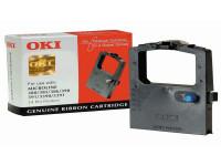 Original Nylonband schwarz OKI 09002309 schwarz