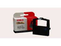 Original Nylonband schwarz OKI 09002310 schwarz