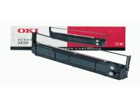 Original Nylonband schwarz OKI 09002315 schwarz