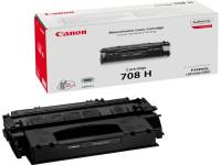 Original Toner schwarz Canon 0917B002/708H schwarz