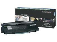 Original Toner schwarz Lexmark 12016SE schwarz