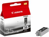 Original Tintenpatrone schwarz Canon 1509B001/PGI-35 BK schwarz