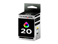 Original Druckkopf color Lexmark 15MX120E/20HC color