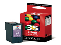 Original Druckkopf color Lexmark 18C0035E/35XL color