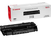 Original Toner schwarz Canon 1975B002/715 schwarz