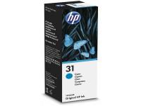 Original Tintenpatrone HP 1VU26AE/31 cyan