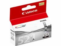 Original Tintenpatrone schwarz Canon 2933B001/521 BK schwarz foto