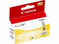 Original Tintenpatrone gelb Canon 2936B001/521 Y gelb