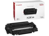 Original Toner schwarz Canon 3482B002/724H schwarz