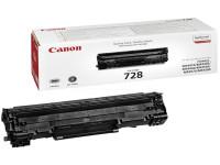 Original Toner schwarz Canon 3500B002/728 schwarz