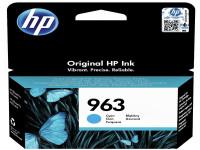 Original Tintenpatrone HP 3JA23AE/963 cyan