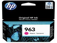 Original Tintenpatrone HP 3JA24AE/963 magenta