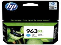 Original Tintenpatrone HP 3JA27AE/963XL cyan
