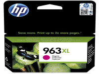 Original Tintenpatrone HP 3JA28AE/963XL magenta