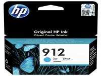 Original Tintenpatrone HP 3YL77AE/912 cyan
