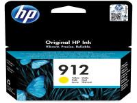 Original Tintenpatrone HP 3YL79AE/912 gelb