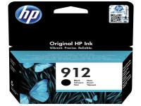 Original Tintenpatrone HP 3YL80AE/912 schwarz