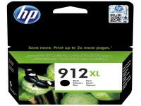 Original Tintenpatrone HP 3YL84AE/912XL schwarz