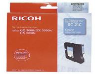 Original Sonstige Ricoh 405533/GC-21 C cyan
