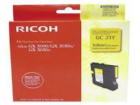 Original Sonstige Ricoh 405535/GC-21 Y gelb