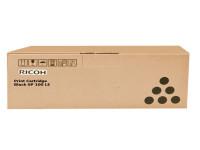 Original Toner schwarz Ricoh 407166/TYPE SP 100 LE schwarz