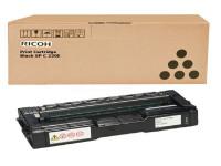 Original Toner schwarz Ricoh 407543 schwarz