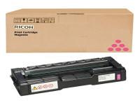 Original Toner magenta Ricoh 407718 magenta