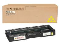 Original Toner gelb Ricoh 407719 gelb