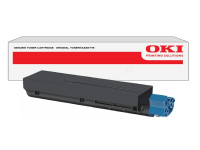 Original Toner OKI 44574802 schwarz