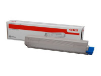 Original Toner magenta OKI 44844506 magenta
