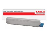 Original Toner schwarz OKI 44844616 schwarz