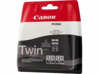 Original Tintenpatrone schwarz Canon 4529B010/525 PGBK schwarz