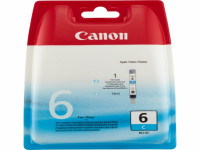 Original Tintenpatrone cyan Canon 4706A002/BCI-6 C cyan