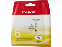 Original Tintenpatrone gelb Canon 4708A002/BCI-6 Y gelb