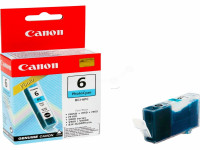 Original Tintenpatrone cyan hell Canon 4709A002/BCI-6 PC photocyan