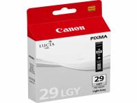 Original Tintenpatrone grau Canon 4872B001/PGI-29 LGY grau light
