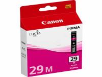 Original Tintenpatrone magenta Canon 4874B001/PGI-29 M magenta