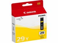 Original Tintenpatrone gelb Canon 4875B001/PGI-29 Y gelb