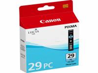 Original Tintenpatrone cyan hell Canon 4876B001/PGI-29 PC photocyan