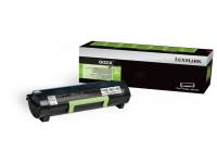 Original Toner schwarz Lexmark 60F2X00/602X schwarz