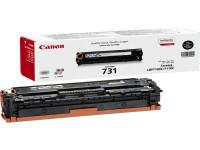 Original Toner schwarz Canon 6272B002/731BK schwarz
